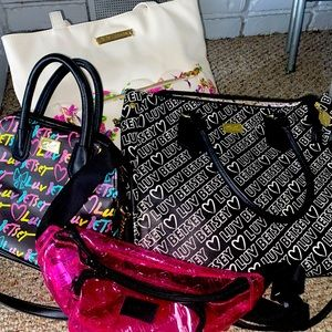 Betsey Johnson and PINK Haul